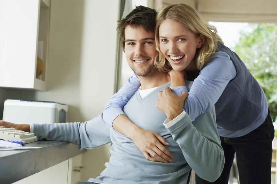 זוג שרוצה דירה